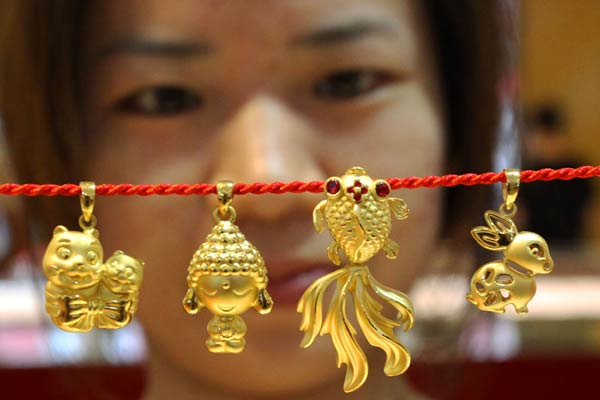 China's leading gold producer posts steady output, sales in H1