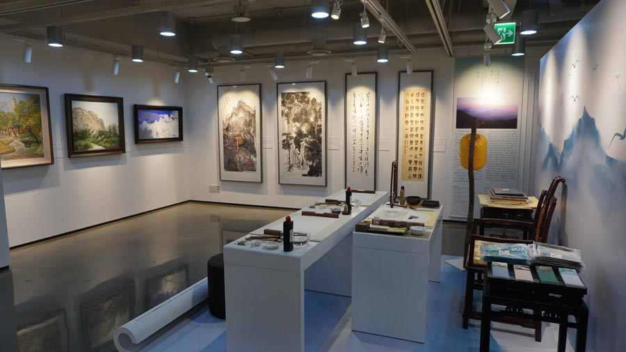 Mountains of China's heritage in Seoul exhibition