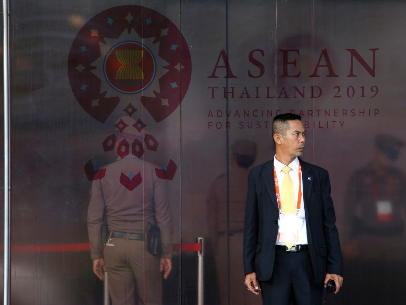 China, ASEAN read South China Sea cod of conduct