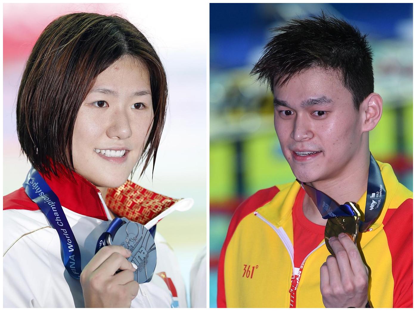 China tops medal table at FINA World Championships in Gwangju