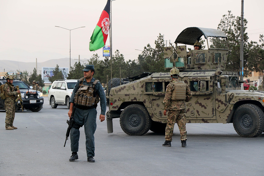 Death toll of terrorist attack in Kabul rises to 20: official
