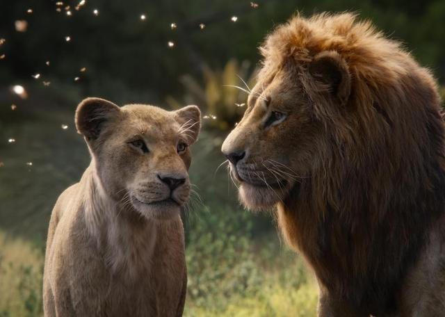 'The Lion King' continues to lead North American weekend box office