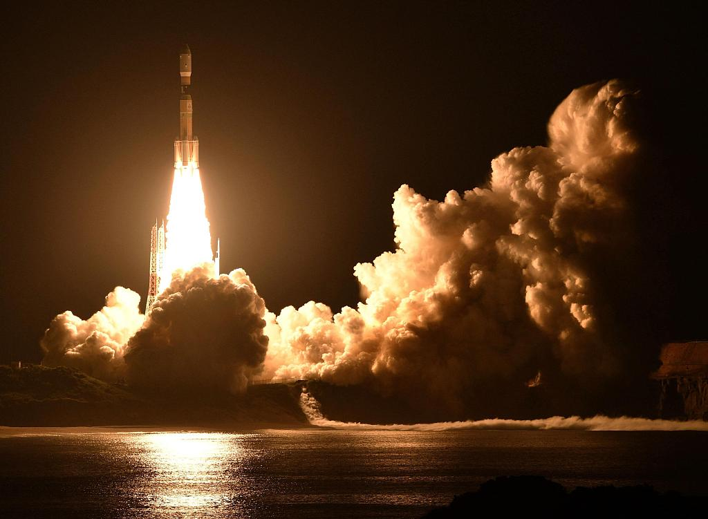 Japan plans to launch cargo rocket to Int'l Space Station