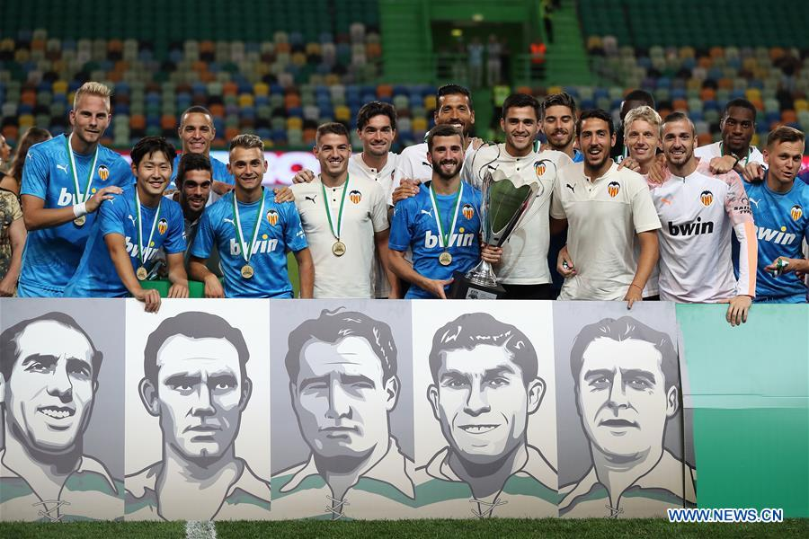 Valencia beats Sporting CP to win Five Violins Trophy 2019