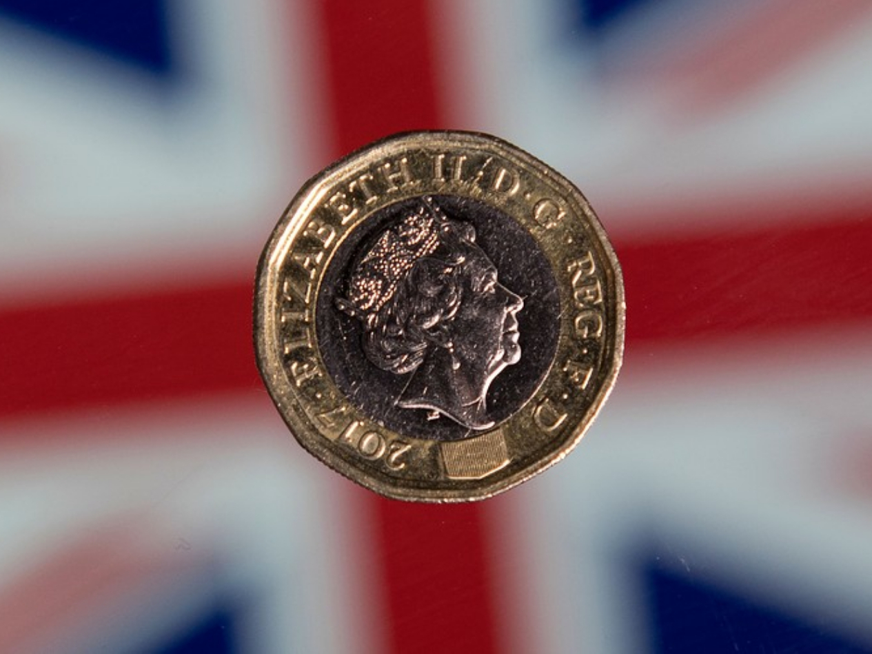British pound weakens amid no-deal Brexit fears