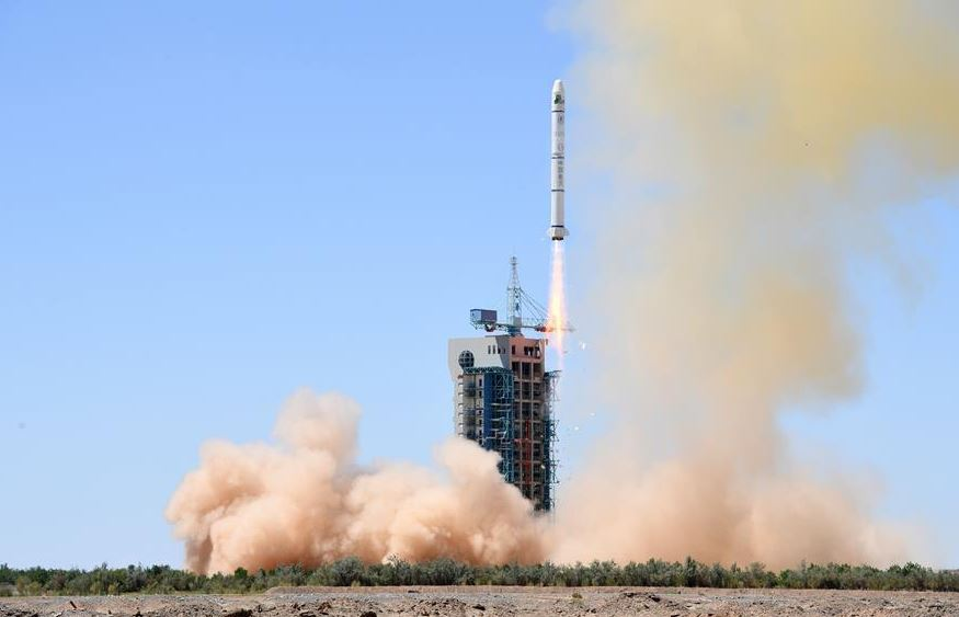 China successfully tests accurate landing of rocket debris