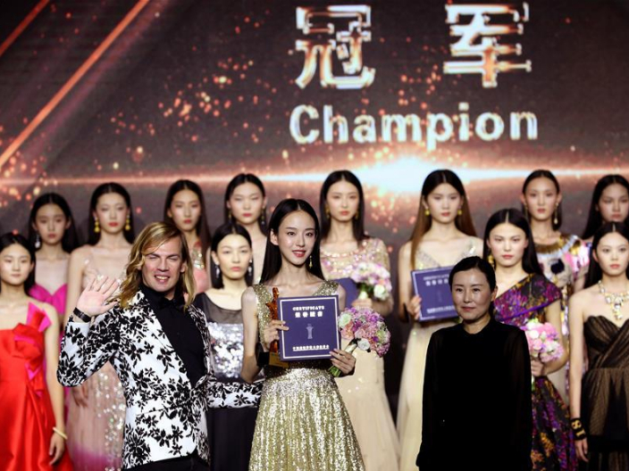 In pics: 14th China Super Model Final Contest in Shanghai