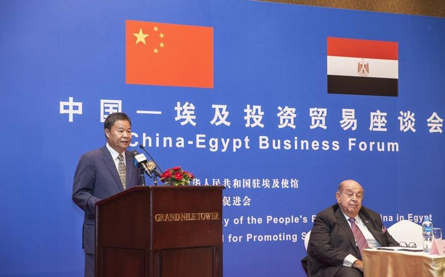 Chinese companies seek trade, investment potential in Egypt