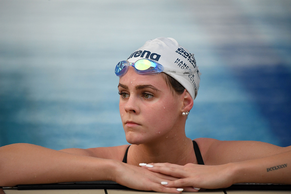 Australian swimming embarrassed after positive drug test