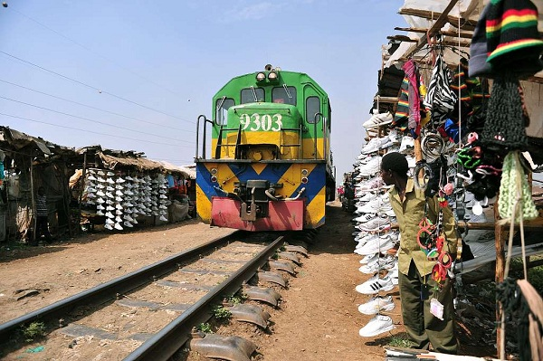 Kenya's SGR records 155.8 pct growth in cargo volumes in H1
