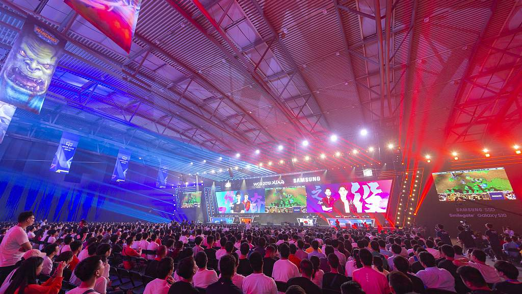 China's booming e-sports industry facing a labor shortage