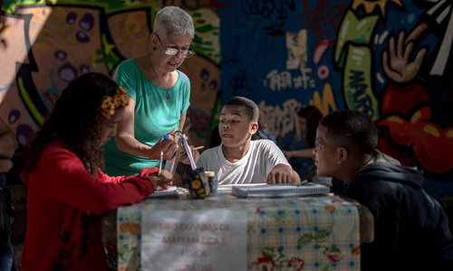 Threats 'from all sides' to Latin America's original languages
