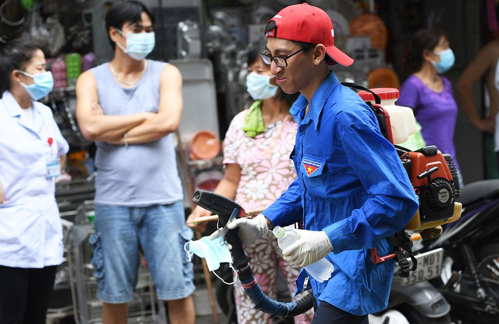 Dengue fever infections surge in Vietnam in 7 months
