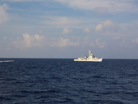 China, ASEAN complete first reading of South China Sea COC draft