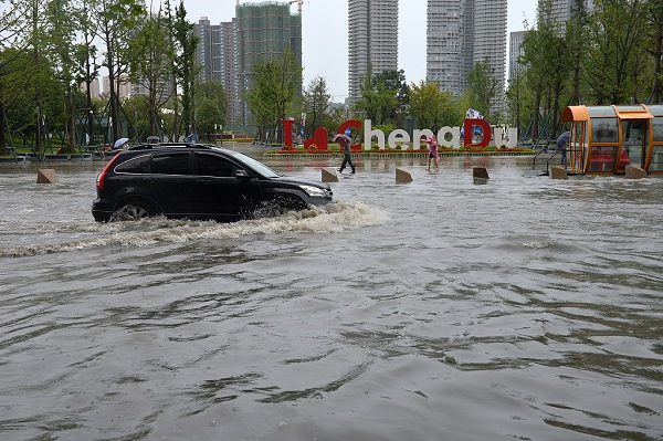 12 missing in rainstorm in southwest China county