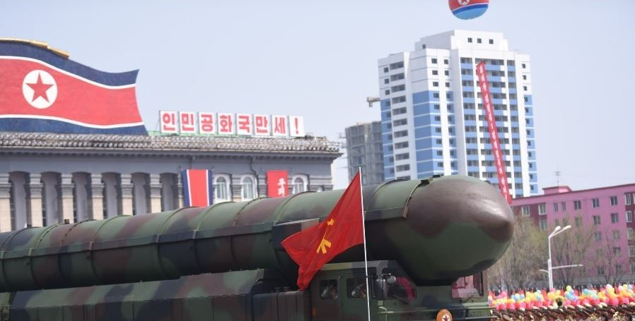DPRK fires 2 short-range missiles off east coast: S.Korea