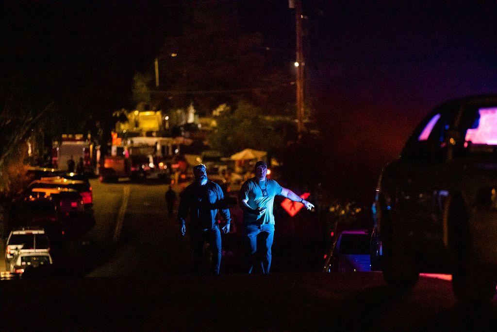 Officials: Festival shooter took gun to California illegally