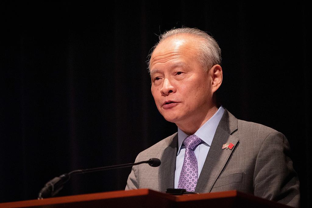 Chinese diplomats on social media an inevitable trend