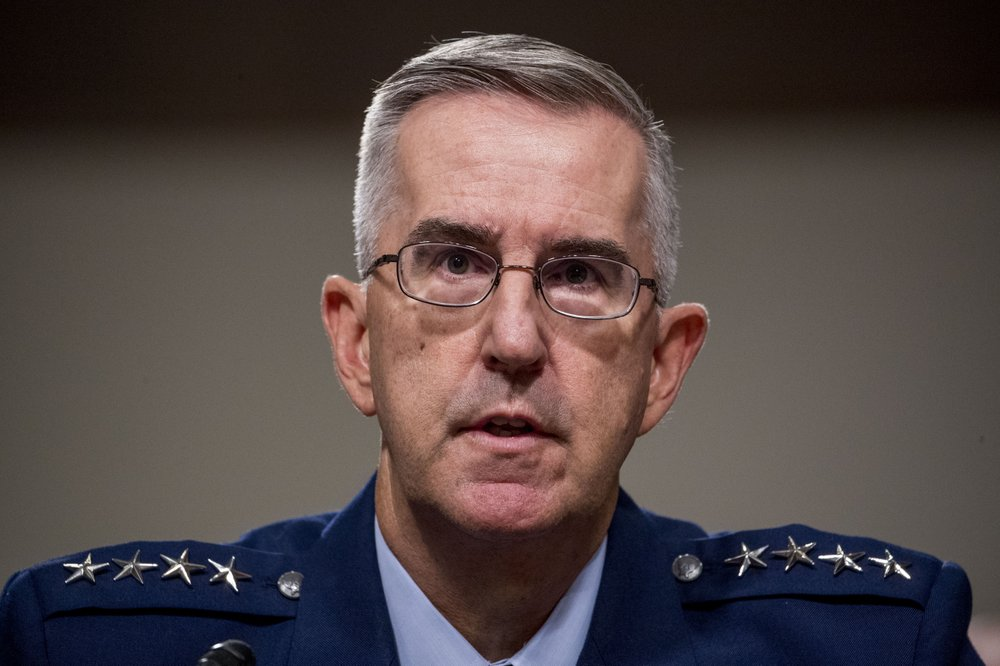Pentagon nominee denies sexual misconduct allegations