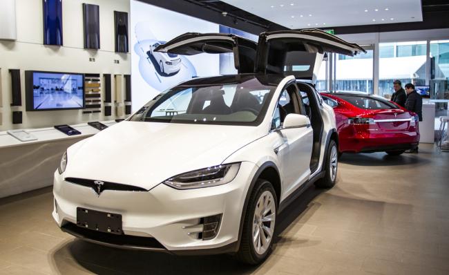 Tesla half-year sales in China reach nearly $1.5 billion