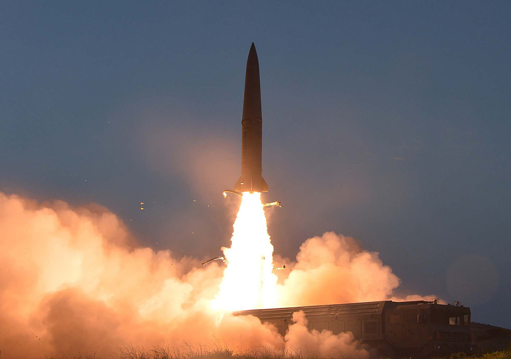UN Security Council to meet on DPRK missile launches: sources