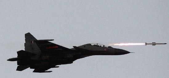 Russia to sell India air-to-air missiles