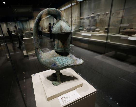 China launches crackdown on cultural relic crimes