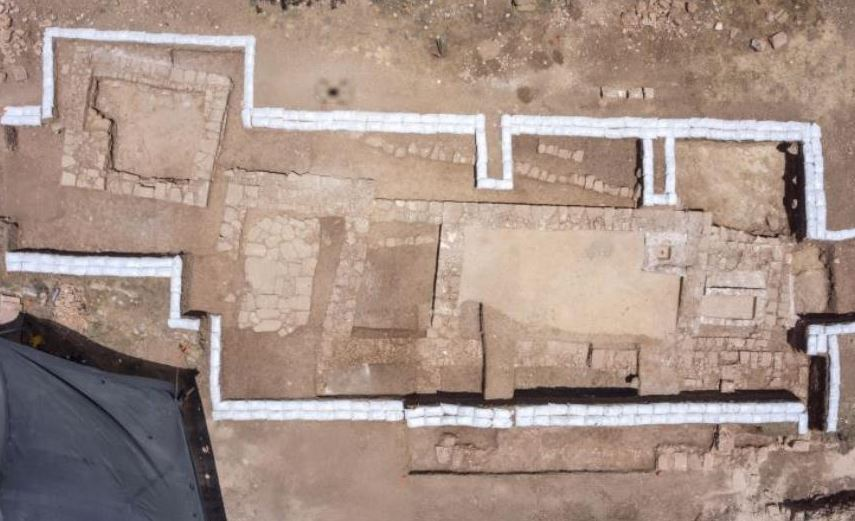 Archaeologists discover 1,500-year-old church in Israel