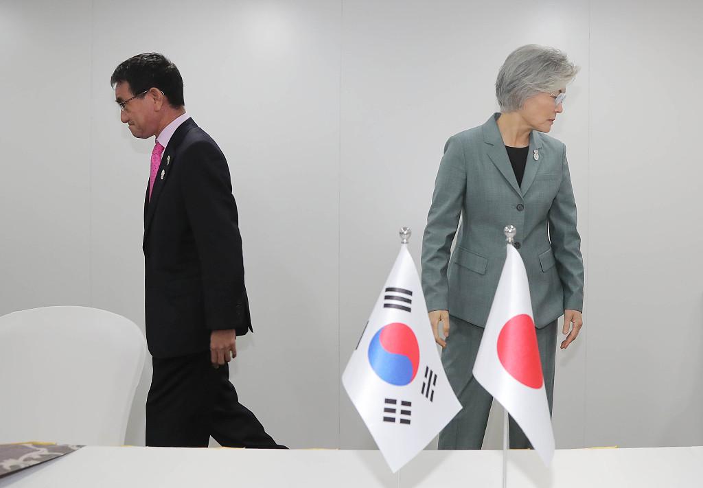S. Korea warns Japan to drop 'white list' trade threat