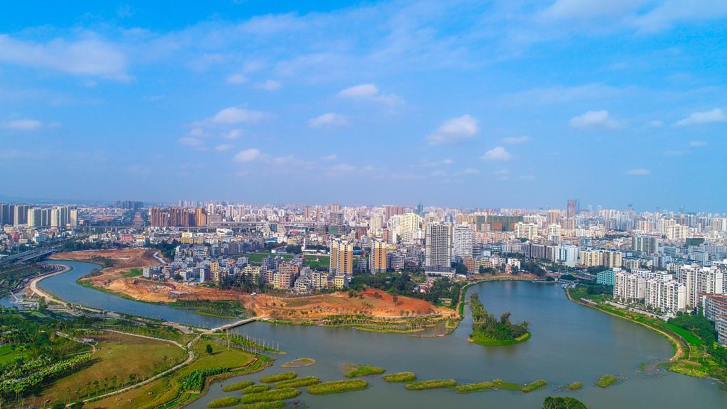 Sponge City-A new concept in city governance