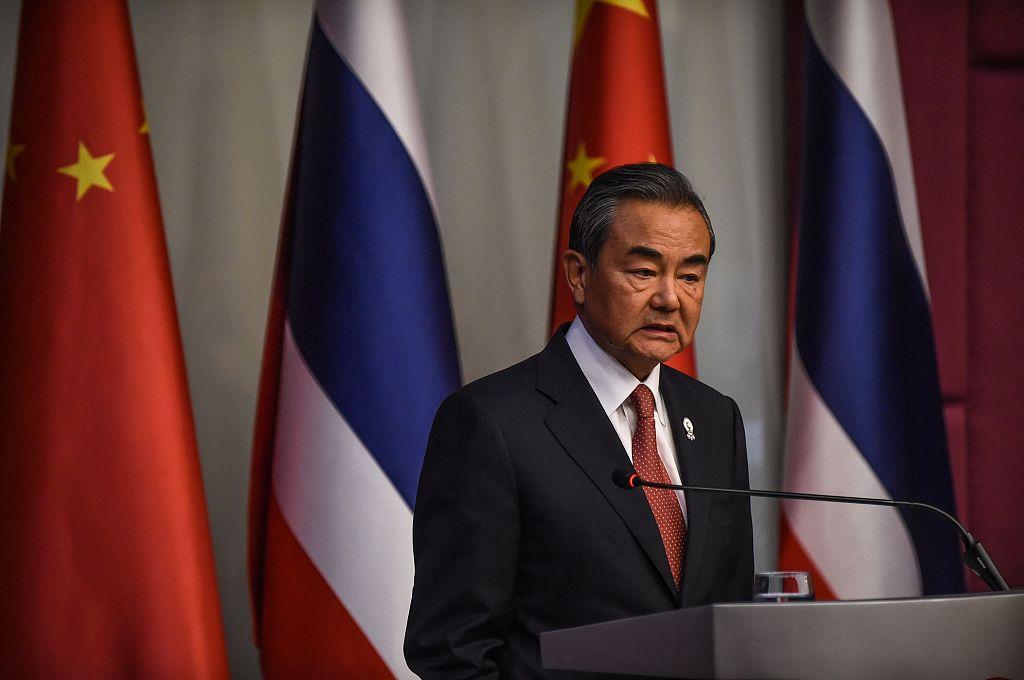 12th round of China-US high-level trade consultations marks crucial step forward: Wang Yi