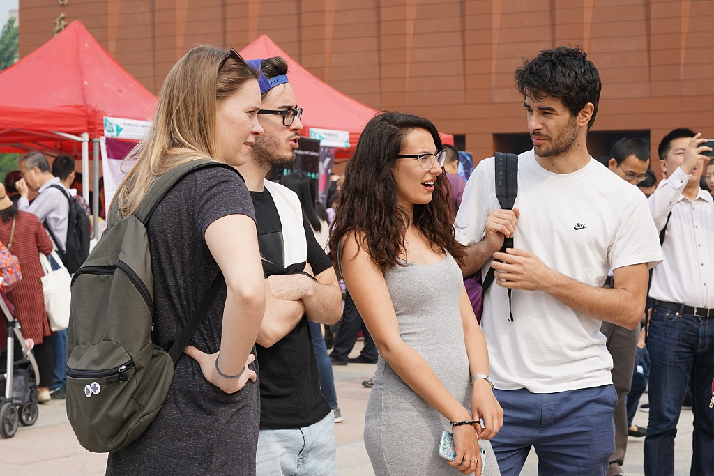 Beijing and Shanghai among 40 top cities for international students