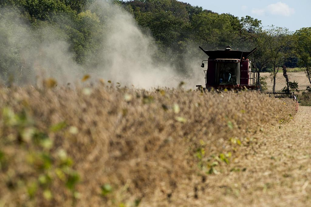 Chinese enterprises purchase US agricultural products: MOC