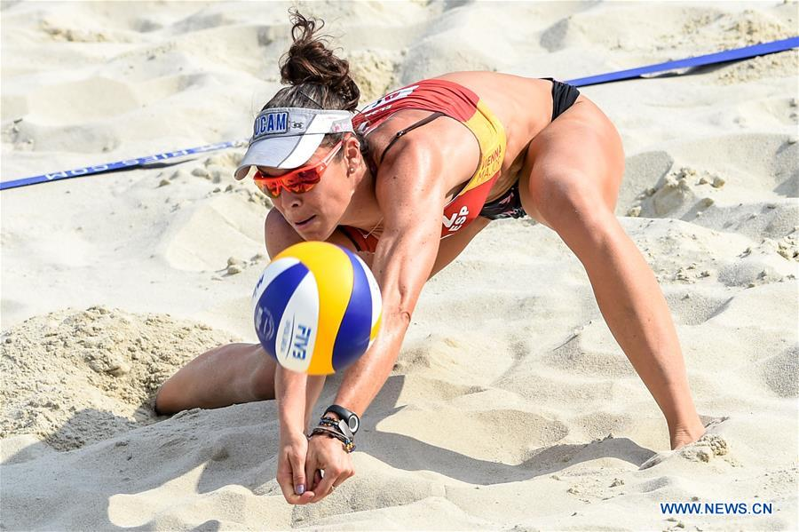 Highlights of 2019 FIVB Beach Volleyball World Tour