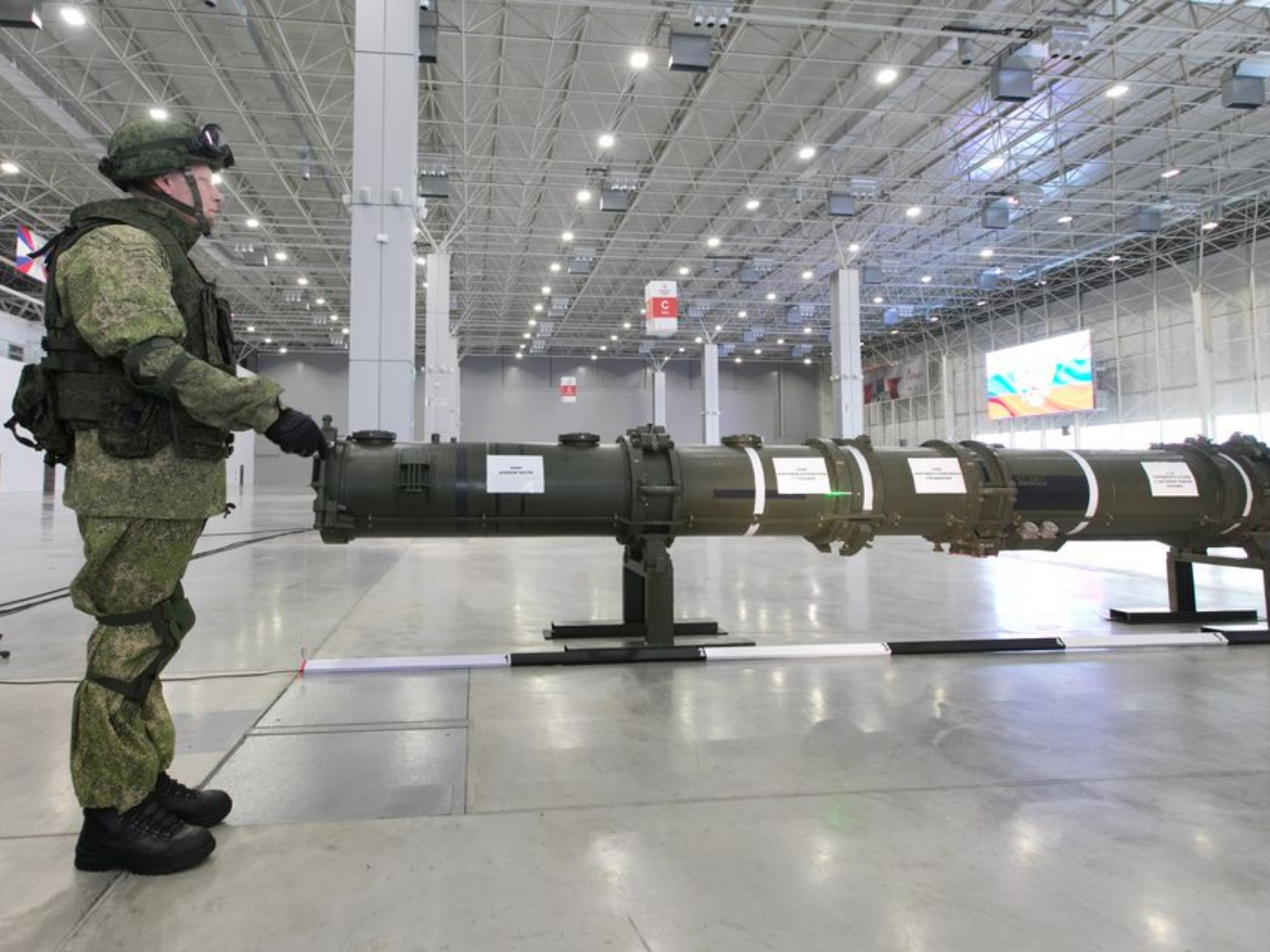 US formally withdraws from INF missile treaty