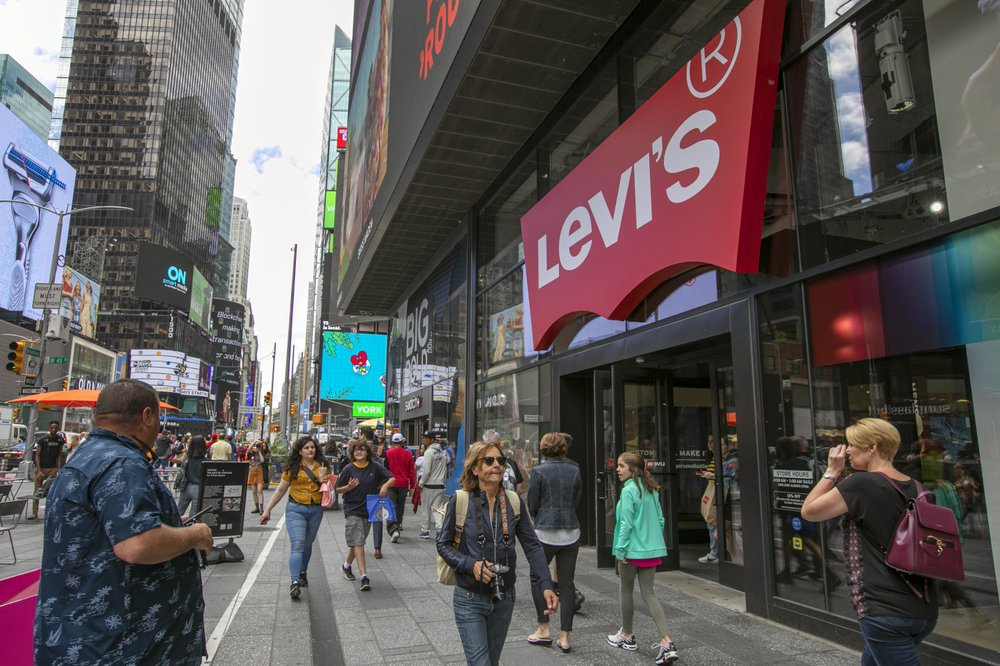Once a retail shrine, flagship stores lose their shine