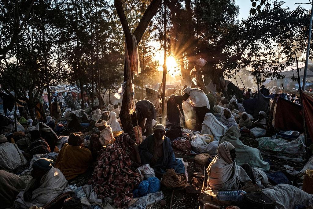 China donates 9,000 metric tons of emergency food aid to Ethiopia