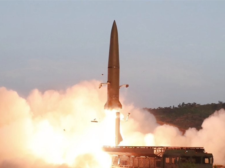 DPRK launches new ballistic missiles