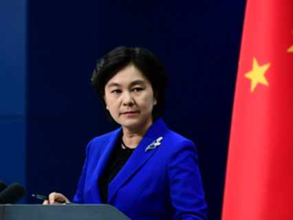China urges Western nations not to intervene in Hong Kong affairs