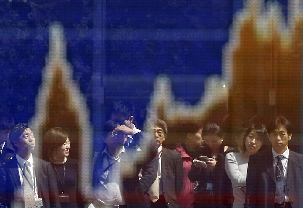 Tokyo stocks open sharply lower as sentiment dented by renewed trade concerns