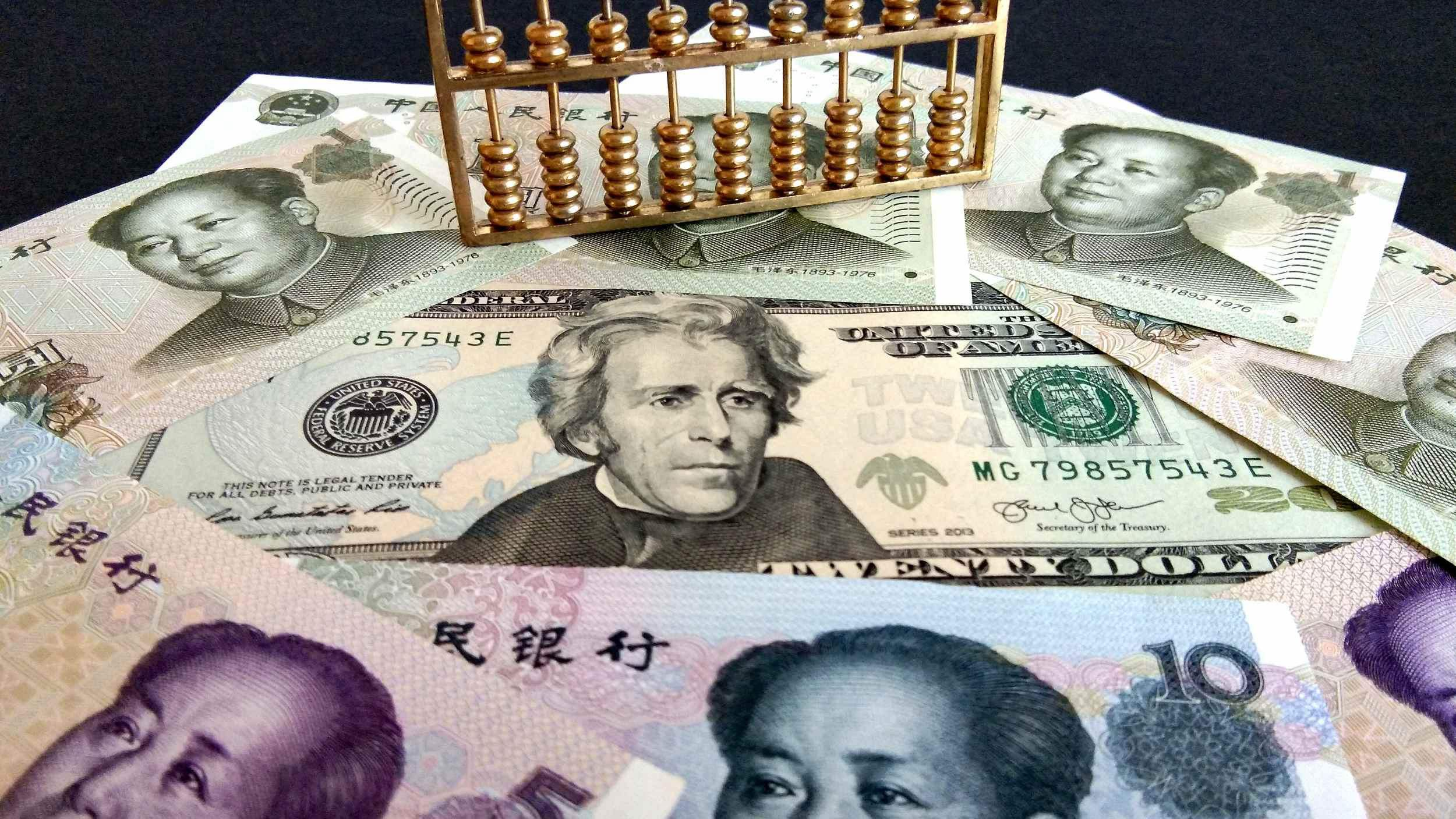 Chinese yuan weakens to 6.8996 against USD Friday