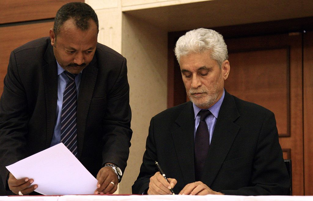 AU envoy says 2nd meeting for Sudanese negotiating parties to convene