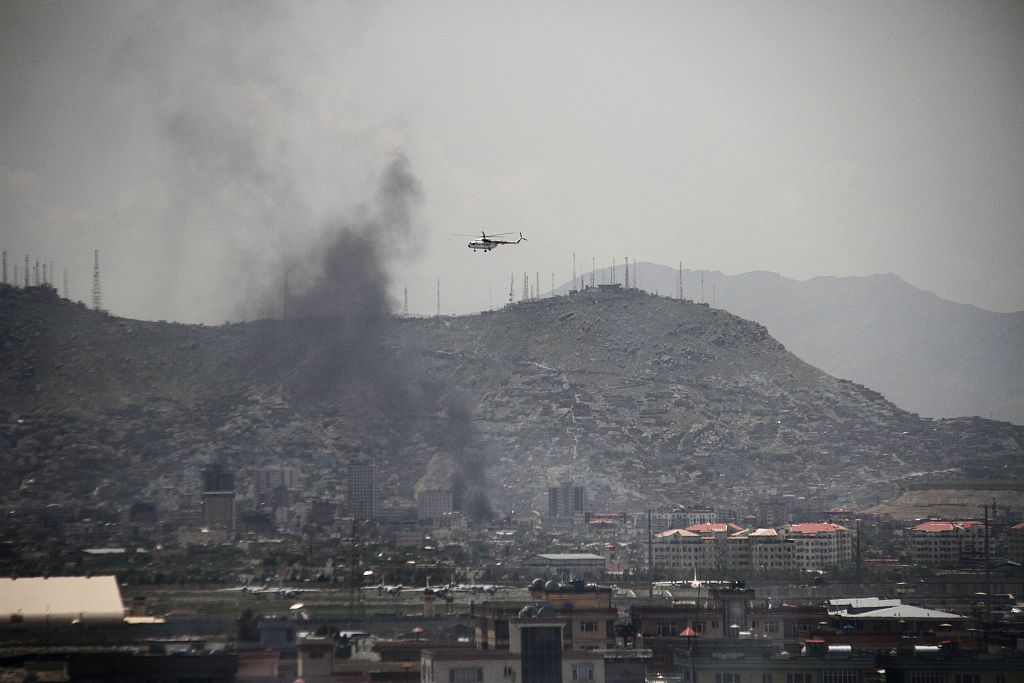 3 Taliban leaders including shadow governor killed in W. Afghan airstrike