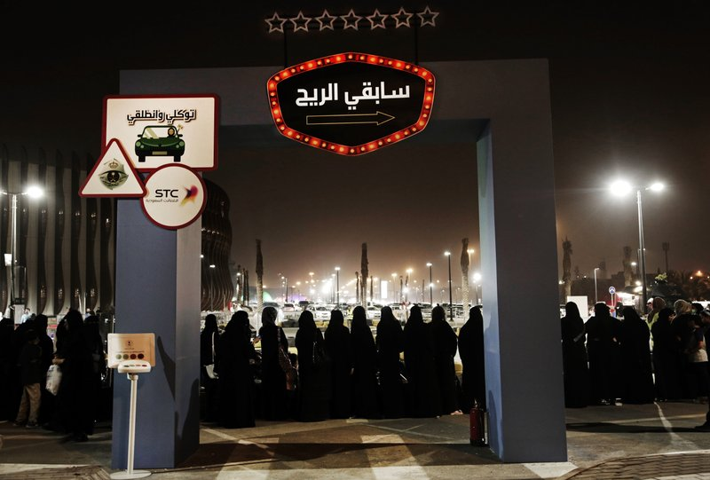 Saudi Arabia allows women to travel without male consent
