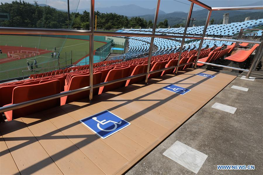 Main renovation of Tokyo 2020 Olympic baseball and softball games venue to be finished