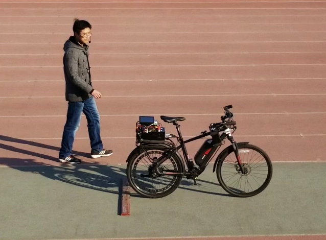 New chip is brain for bikes as AGI creeps ever closer
