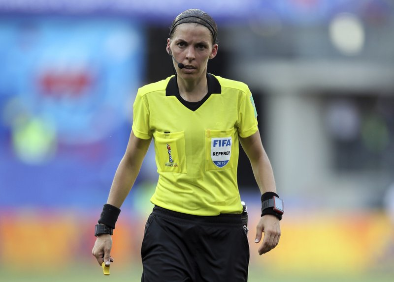 First female referee to officiate European Super Cup