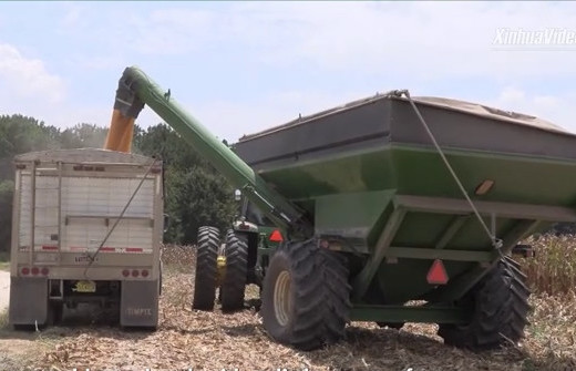 US farmers feel 'disappointed' with the administration's new tariffs threat on Chinese imports