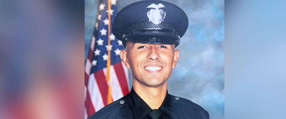 LA police arrest suspects in fatal shooting of off-duty officer