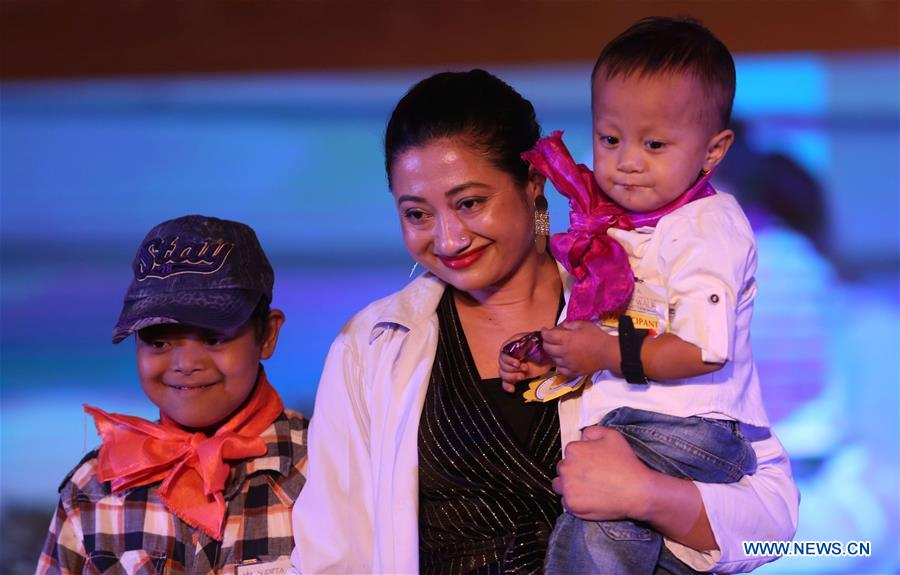 Event held to promote public awareness of children's cancer in Kathmandu